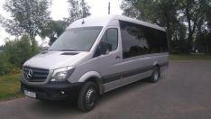 Naujas 2016 m. mikroautobusas