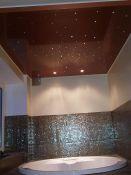 Žvaigždėtas dangus įtempiamos lubos
