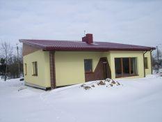 Individualių (mažaaukščių) namų statybą