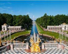 Pažintinė ekskursija į Sankt Peterburgą