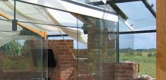 Berėmio stiklo konstrukcijų gamyba