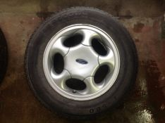 FORD.  5x13. ET36.  4x108