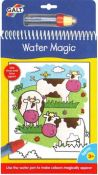 "Knygelė magiška piešti vandeniu ""Ferma"""