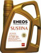 """Moderniausia alyva """"SUSTINA 5W30"""" 100% sintetinė SN/RC ILSAC GF-5"""
