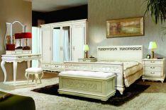 klasikiniai miegamojo baldai Oskaras