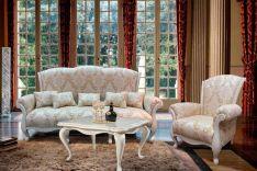 Klasikiniai minkšti baldai Gracija