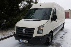 Krovinių pervežimas Lietuvoje ir Europoje