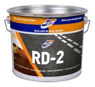 Kelių ženklinimo dažai RD-2