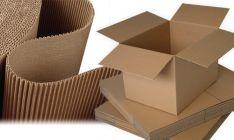Įvairių dydžių kartoninių lakštų ir dėžių gamintojas
