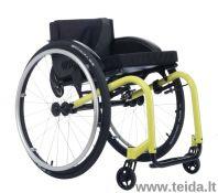 Aktyvaus tipo vežimėlis Küschall K-series