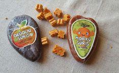 Obuolių, morkų sūriai