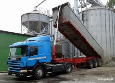 Birių krovinių transportavimo paslaugos.