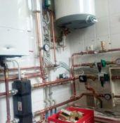Šildymo sistemų projektavimas, montavimas