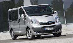 Opel Vivaro Mikroautobuso nuoma