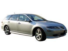 Mazda 6 automobilio nuoma Šiauliuose