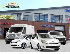 Lengvųjų automobilių ir mikroautobusų remontas ir techninė priežiūra