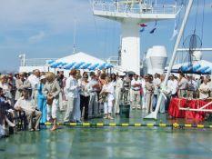 Pramogų organizavimas vandenyje