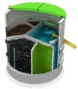 Biologiniai nuotekų valymo įrenginiai