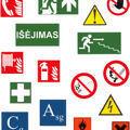 Saugos ženklai