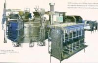 Ledų gamybos įranga