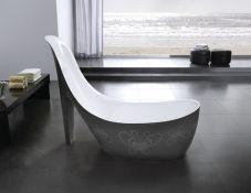 Paskutinė Vogue išskirtinio dizaino vonia už pusę kainos!!!
