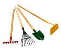 Sodo, daržo įrankiai