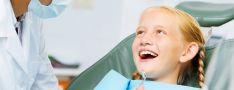 Vaikų dantukų gydymas