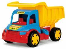 "Mašina savivartė ""Gigant truck"" Wader"