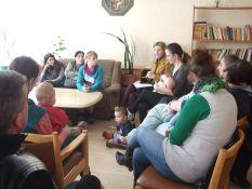 Atsakingos tėvystės ugdymo mokyklėlė