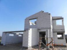 Mūro ir karkaso sienų įrengimas