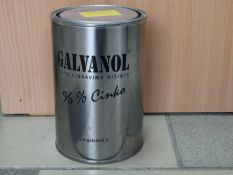 Šalto cinkavimo mišinys Galvanol 1 litras (2kg)
