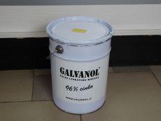 Šalto cinkavimo mišinys 5 litrai (10 kg)