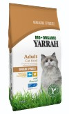 Ekologiškas sausas kačių maistas