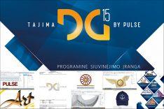 TAJIMA by PULSE programinė įranga siuvinėjimui