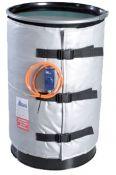 Elektriniai statinių šildytuvai-apvalkalai iki 200°C