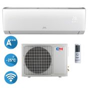 Cooper&Hunter ARCTIC Inverter CH-S09FTXLA efektyvus šildymas iki -25°C