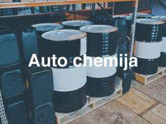 Auto chemijos prekyba.