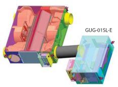 Freoninė šildymo/šaldymo sekcija GUG-SL-E, skirta Lossnay LGH-RVX(T) rekuperatoriams