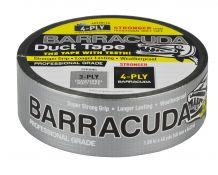 "Armuota audiniu lipnioji juosta ""Barracuda Duct Tapes"" - Pilka/Juoda"