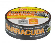 """Armuota audiniu lipnioji juosta """"Barracuda Duct Tapes"""" - Juoda/Oranžinė"""
