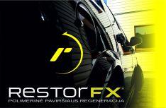 RestorFX polimerinė dangos regeneracija