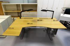 Ergonomiški pakeliami stalai iš Švedijos