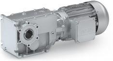 Kūginių kr. motoreduktoriai g500-B
