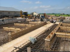 Pramoninių ir individualių pastatų statyba