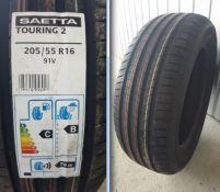 Padangos SAETTA 205/55R 16 91V