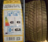 Padangos AUSTONE 245/45 R18 100V XL