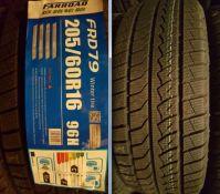 Padangos FARROAD 205/60 R16 96H