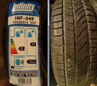 Padangos INFINITY 205/60 R16 92H