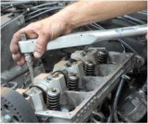 Kiti variklio ir kuro sistemos remonto darbai
