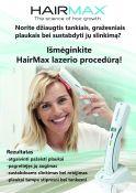 Plaukų procedūra su lazeriu- fitobioterapija